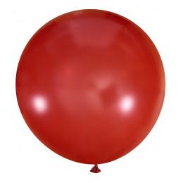 Большой шар Темно-красный, 91 см
