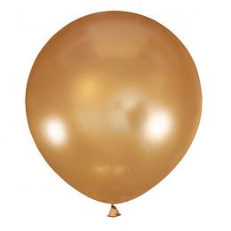 Большой шар Золотой металлик, 76 см