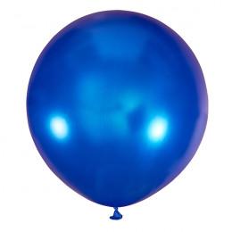 Большой шар Голубой металлик, 76 см