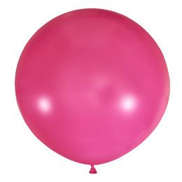 Большой шар Ярко-розовый, 91 см