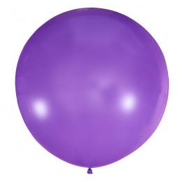 Большой шар Сиреневый, 91 см