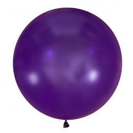 Большой шар Пурпурный, 91 см