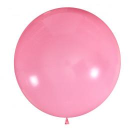 Большой шар Нежно-розовый, 91 см