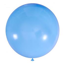 Большой шар Нежно-голубой, 91 см