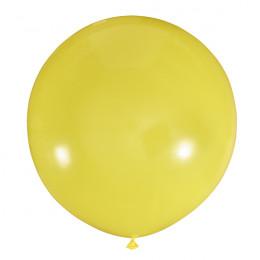 Большой шар Ярко-желтый, 91 см