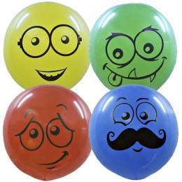 Большой шар с улыбкой, Ассорти, 61 см