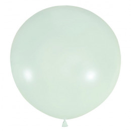 Большой шар Нежно-мятный, 61 см