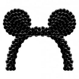 Арка из латексных шаров, Микки Маус