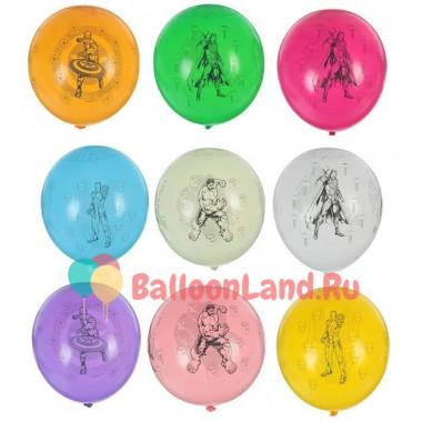 Воздушные шары 'Эра Альтрона'