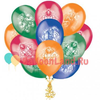 Воздушные шары 'Мстители'