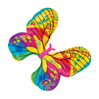 Фигурный шар Бабочка пёстрая