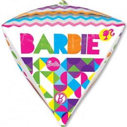 Фигурный шар Барби, алмаз - дополнительное фото #1