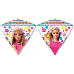 Фигурный шар Барби, алмаз - дополнительное фото #2