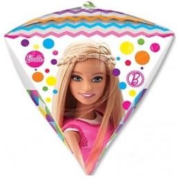 Фигурный шар Барби, алмаз