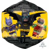 Фигурный шар Лего Бэтмен и Герои