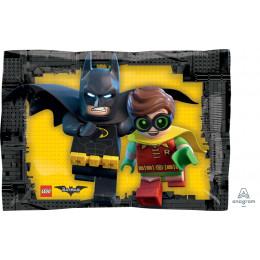 Фигурный шар Лего Бэтмен и Робин