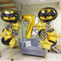 Композиция Бэтмен на день рождения