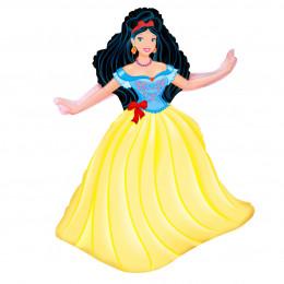 Фигурный шар Принцесса Белоснежка
