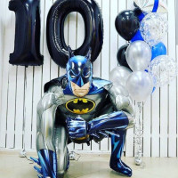 Ходячий шар Бэтмен - дополнительное фото #2