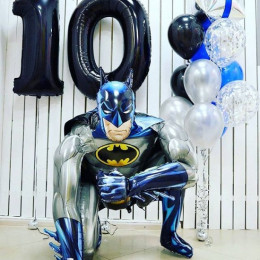 Ходячая фигура Бэтмен - дополнительное фото #2