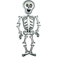 Ходячий шар Скелет