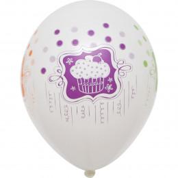 Шары С Днем рождения Сладкий праздник