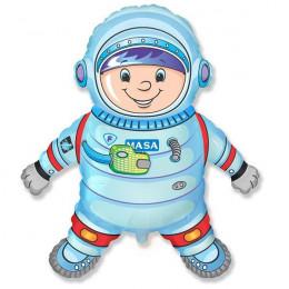 Фигурный шар Веселый Космонавт