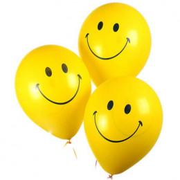 Воздушные шары Смайлы - дополнительное фото #2