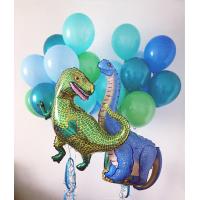 Набор гелиевых шаров Диплодок и Тиранозавр