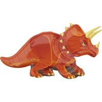 Фигурный шар Динозавр Трицератопс