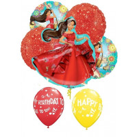 Сет из шаров на День Рождения с Еленой из Авалора