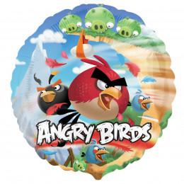 Шар-круг Angry Birds команда в сборе