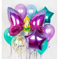 Сет воздушных шаров Фея