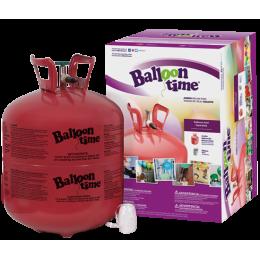 Гелий в портативном баллоне (20-25 шаров)