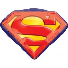 Фигурный шар Значок Супермена