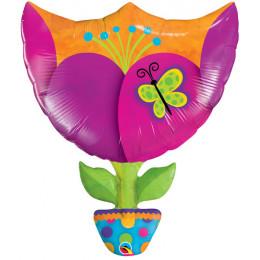 Фигурный шар Тюльпан