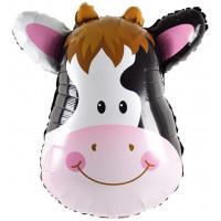 Фигурный шар Корова (голова)