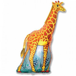 Фигурный шар Жираф
