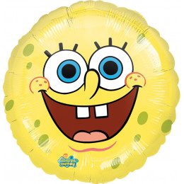 Шар-круг Губка Боб улыбка