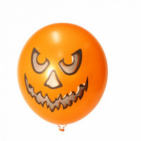 Шары Оранжевые тыквы на Хэллоуин