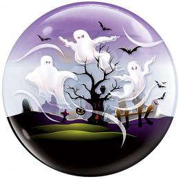 Шар-пузырь Приведения на кладбище