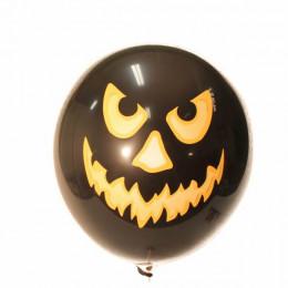Шары Тыквы на Хэллоуин, черные