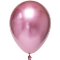 Шары хром розовато-лиловый
