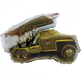 Фигурный шар Боевая машина