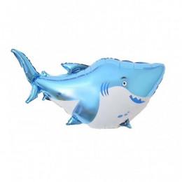 Фигурный шар Голубая акула