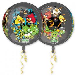 Шарик-сфера Злые птички, Angry Birds