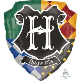 Фигурный шар герб Хогвартса (Гарри Поттер)
