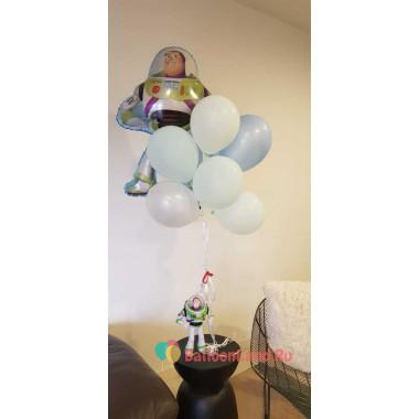 Букет воздушных шариков История Игрушек Базз