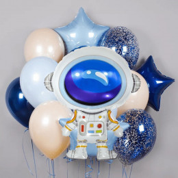 Набор шаров приключения Космонавта
