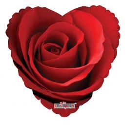 Шар-сердце Роза